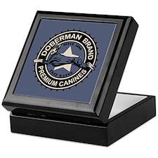 Doberman Brand Keepsake Box