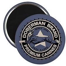 Doberman Brand Magnet