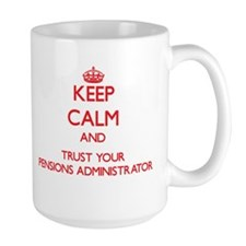 Keep Calm and trust your Pensions Administrator Mu
