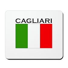 Cagliari, Italy Mousepad