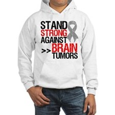 Stand Strong Against Brain Tumors 2 Hoodie