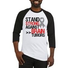 Stand Strong Against Brain Tumors 2 Baseball Jerse