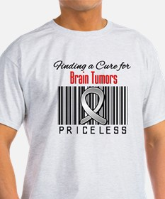 Finding a Cure For BrainTumors T-Shirt