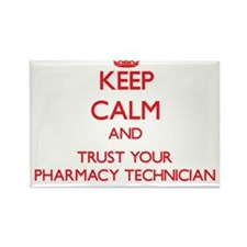 Keep Calm and trust your Pharmacy Technician Magne