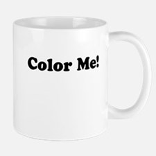Color Me! Mugs