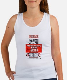 Teenagers From Outer Space Women's Tank Top