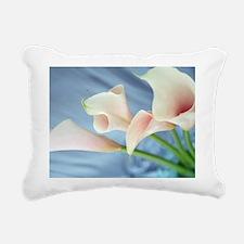 Lily Silk Parade Photo Rectangular Canvas Pillow