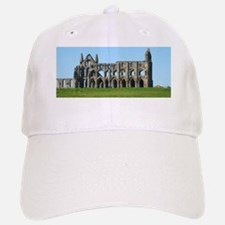 Ruins of Whitby Abbey Baseball Baseball Cap