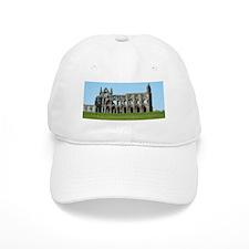 Ruins of Whitby Abbey Baseball Cap