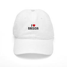 I Love Brescia, Italy Baseball Cap