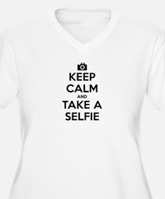Keep Calm and Take a Selfie T-Shirt