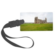 Ruins of Whitbt Abbey Luggage Tag