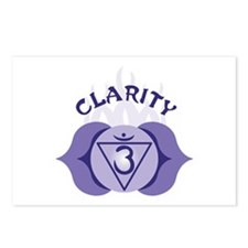 Clarity Postcards (Package of 8)