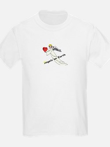 CP angel on earth.JPG T-Shirt
