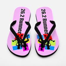 1st Place Runner Flip Flops