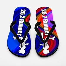 26.2 Princess Flip Flops