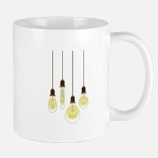 Vintage Light Bulbs Mugs
