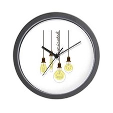 Illuminated Wall Clock