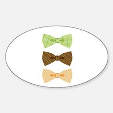 Colored Bowtie Clothing Decal