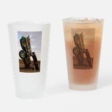 Cadillac Drinking Glass
