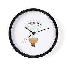 Innovate Wall Clock