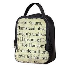 December 23rd Neoprene Lunch Bag