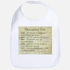 December 21st Bib