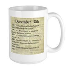 December 18th Mugs