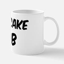 Bundt Cake Mug