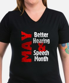Hearing & Speech Month Shirt