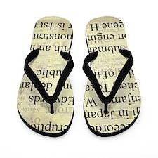 December 16th Flip Flops