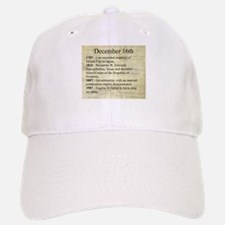 December 16th Baseball Baseball Baseball Cap