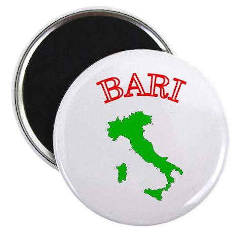 """Bari, Italia 2.25"""" Magnet (10 pack)"""