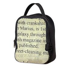 December 15th Neoprene Lunch Bag