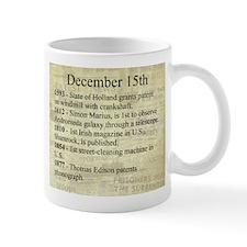 December 15th Mugs