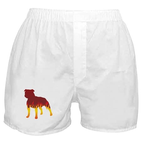 Stafford Flames Boxer Shorts