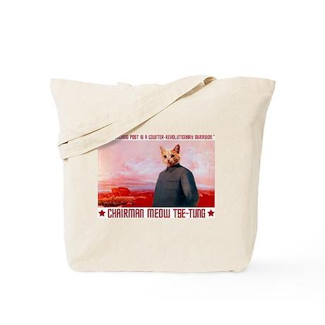 Chairman Meow Tote Bag