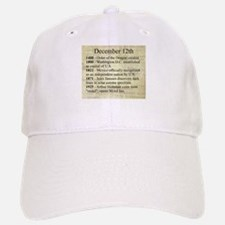 December 12th Baseball Cap