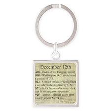 December 12th Keychains