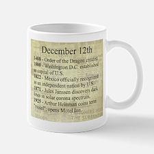 December 12th Mugs