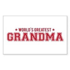 Worlds greatest grandma Decal
