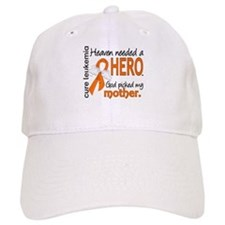 Leukemia Heaven Needed Hero Baseball Cap