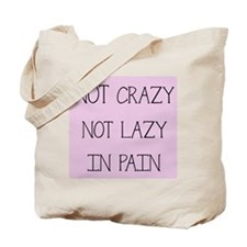 NOTLAZY Tote Bag