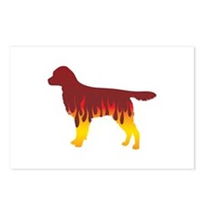 Staby Flames Postcards (Package of 8)