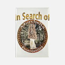 Morchella Prototaxites t-shir Rectangle Magnet