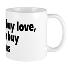 croutons (money) Mug