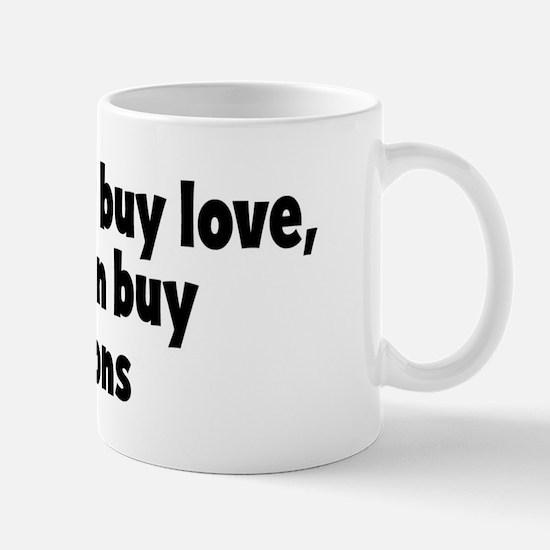 croutons (money) Mug