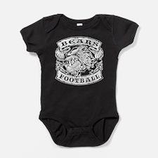 Bears Football Baby Bodysuit