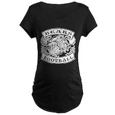 Bears Football Maternity T-Shirt
