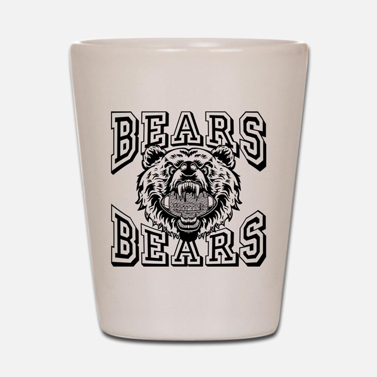 BEARS! BEARS! Shot Glass